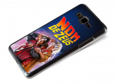 Coque Samsung Galaxy Grand Prime Retour Vers le Futur-Nom de Zeus