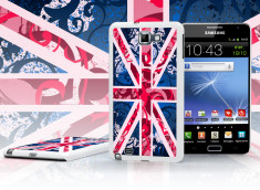 Coque Samsung Galaxy Note UK Girly