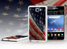 Coque Samsung Galaxy Note US Trash