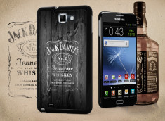 Coque Samsung Galaxy Note Old Jack