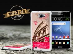 Coque Samsung Galaxy Note Vintage Case - Colisseum