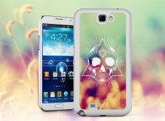 Coque Samsung Galaxy Note 2 Skull Swag