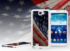 Coque Samsung Galaxy Note 2 US Trash