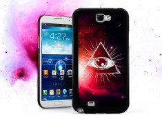 Coque Samsung Galaxy Note 2 Infinity Eye
