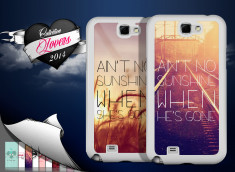 Coque Samsung Galaxy Note 2 Saint Valentin - Lovers Collection 2014