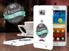 Coque Samsung Galaxy S2 Lauréat Pur Papa