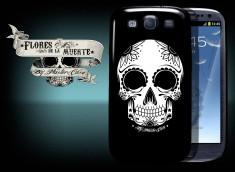 Coque Samsung Galaxy S3 Flores de la Muerte