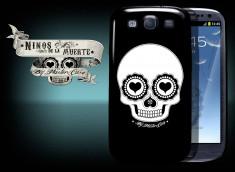 Coque Galaxy S3 Ninos de la Muerte