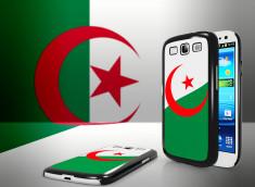 Coque Samsung Galaxy S3 Drapeau Algérie