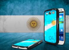 Coque Samsung Galaxy S3 Drapeau Argentine