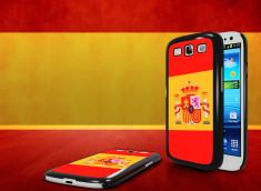 Coque Samsung Galaxy S3 Drapeau Espagne