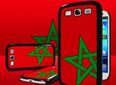 Coque Samsung Galaxy S3 Drapeau Maroc