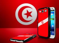 Coque Samsung Galaxy S3 Drapeau Tunisie