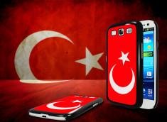 Coque Samsung Galaxy S3 Drapeau Turquie