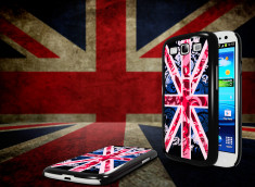 Coque Samsung Galaxy S3 Drapeau UK - Girly