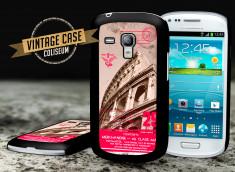 Coque Samsung Galaxy S3 mini Vintage Case - Colisseum