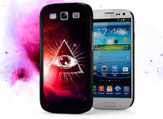 Coque Samsung Galaxy S3 Infinity Eye