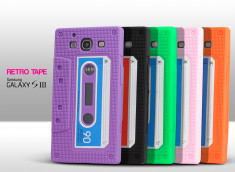 Coque Samsung Galaxy S3 Retro Tape