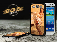 Coque Samsung Galaxy S3 Vintage Case - Barbecue