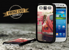 Coque Galaxy S3 Vintage Case - Beetle Spirit