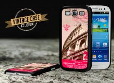 Coque Galaxy S3 Vintage Case - Colisseum