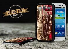 Coque Samsung Galaxy S3 Vintage Case - Old Car