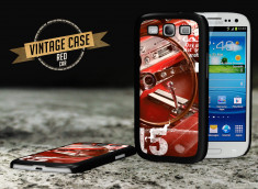 Coque Galaxy S3 Vintage Case - Red Car