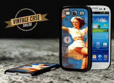 Coque Galaxy S3 Vintage Case - Sailor Girl