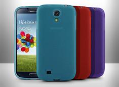 Coque Samsung Galaxy S4 Silicone Opaque