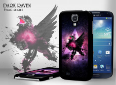 Coque Samsung Galaxy S4 Swag Series - Dark Raven