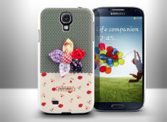 Coque Samsung Galaxy S4 Fraises by Happymori