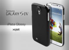 Coque Samasung Galaxy S4 iPlate Glossy Noir