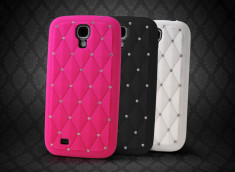 Coque Samsung Galaxy S4 Luxury Flex