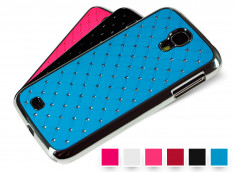 Coque Samsung Galaxy S4 Luxury Leather