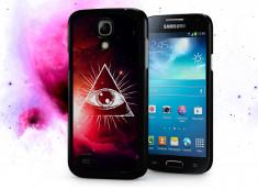 Coque Samsung Galaxy S4 mini Infinity Eye