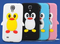 Coque Samsung Galaxy S4 Pingouin