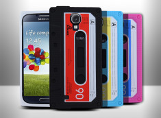 Coque Samsung Galaxy S4 Retro Tape