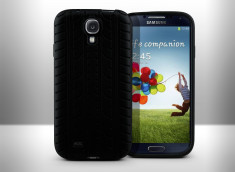 Coque Samsung Galaxy S4 Tire Car