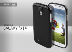 Coque Samsung Galaxy S4 Flex Case - Noir