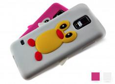 Coque Samsung Galaxy S5 Pingouin