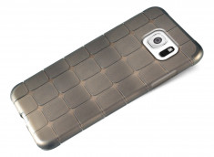 Coque Samsung Galaxy S6 Flex Black Square