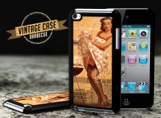Coque iPod Touch 4 Vintage Case - Barbecue Party
