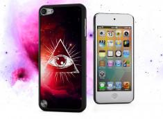 Coque iPod Touch 5 Infinity Eye