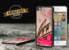 Coque iPod Touch 5 Vintage Case - Coliseum