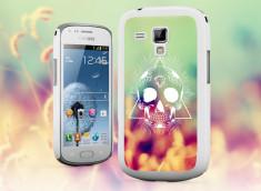 Coque Samsung Galaxy Trend Skull Swag