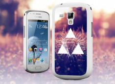 Coque Samsung Galaxy Trend Sparkling Swag