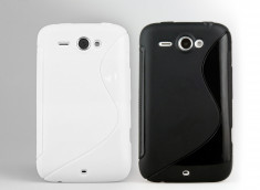 Coque HTC Chacha Silicone Grip