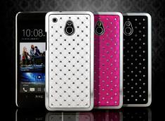 Coque HTC One mini - Luxury Leather