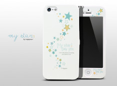 Coque iPhone 5 Happymori My Star