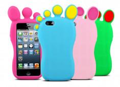 Coque iPhone 5 Pied